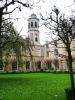 oude abdij- binnentuin