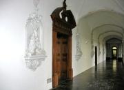oude abdij - gang